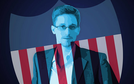I support Edward Snowden